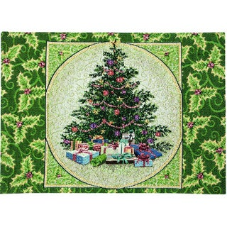 Holly Tree Placemats (Set of 4)