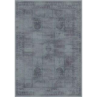 Safavieh Vintage Amethyst Viscose Rug (5'3 x 7'6)
