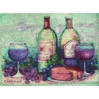 Red Wine Placemats (Set of 4)