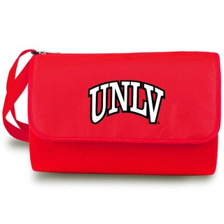 Picnic Time University of Nevada, Las Vegas Rebels Red Blanket Tote
