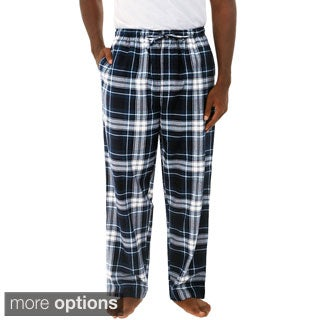 Del Rossa Men's Flannel Pajama Pants