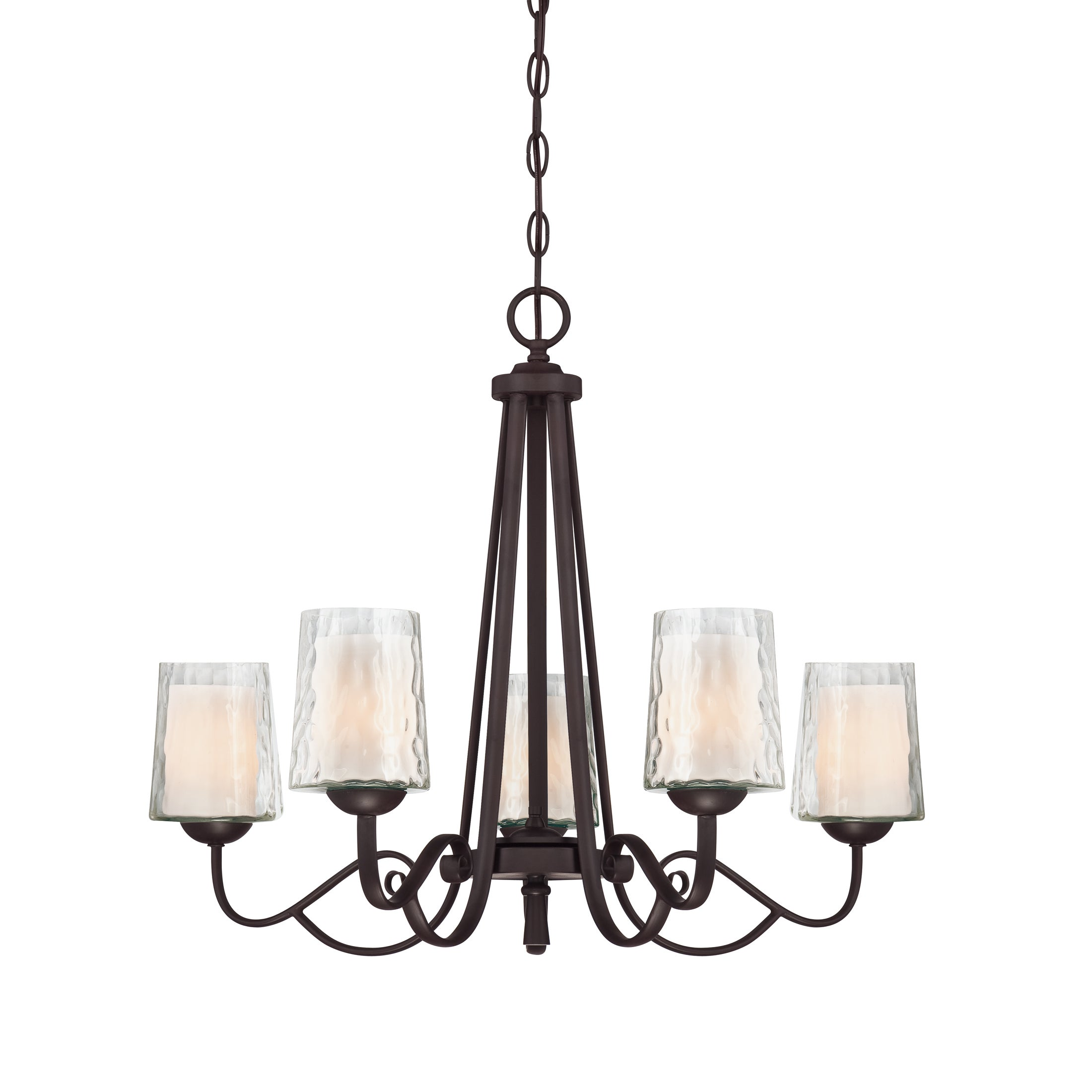 Quoizel 'Adonis' Five-light Chandelier