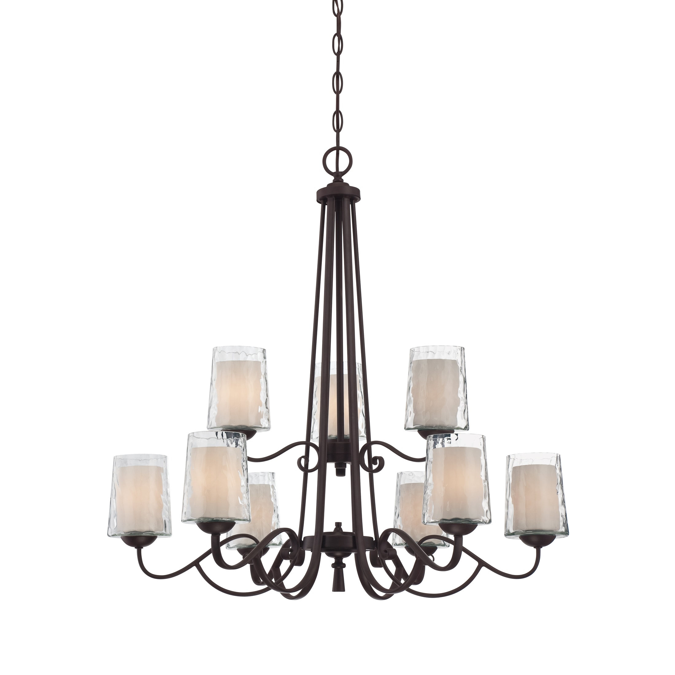 Quoizel 'Adonis' Eight-light Chandelier
