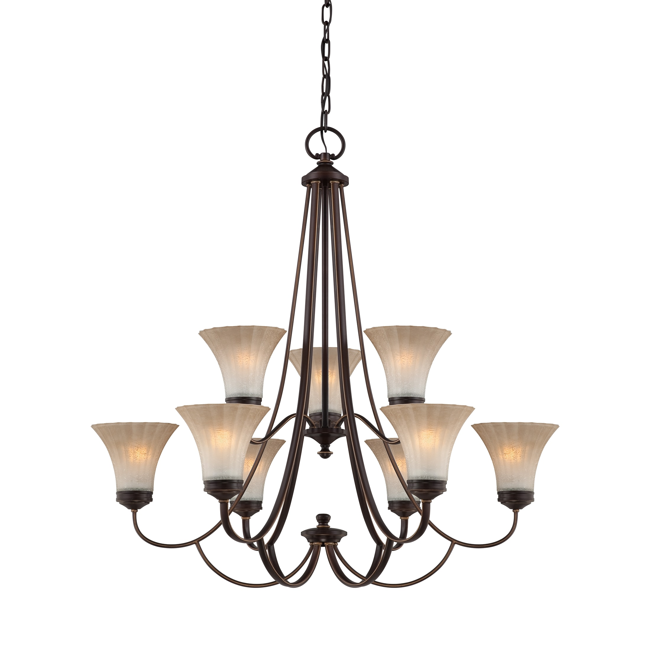 Quoizel 'Aliza' 9-light Chandelier