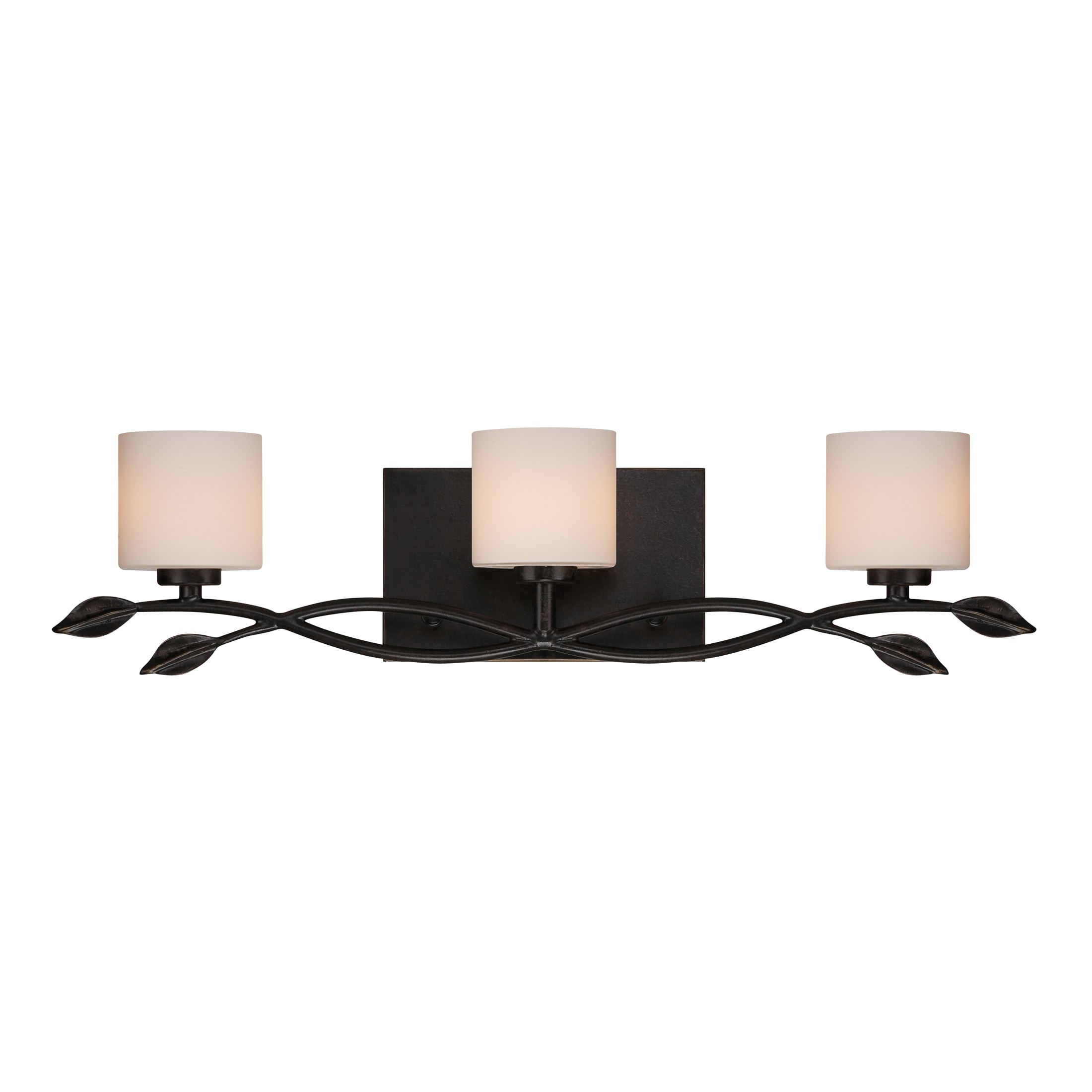 Quoizel 'Erin' Three-light Bath Fixture