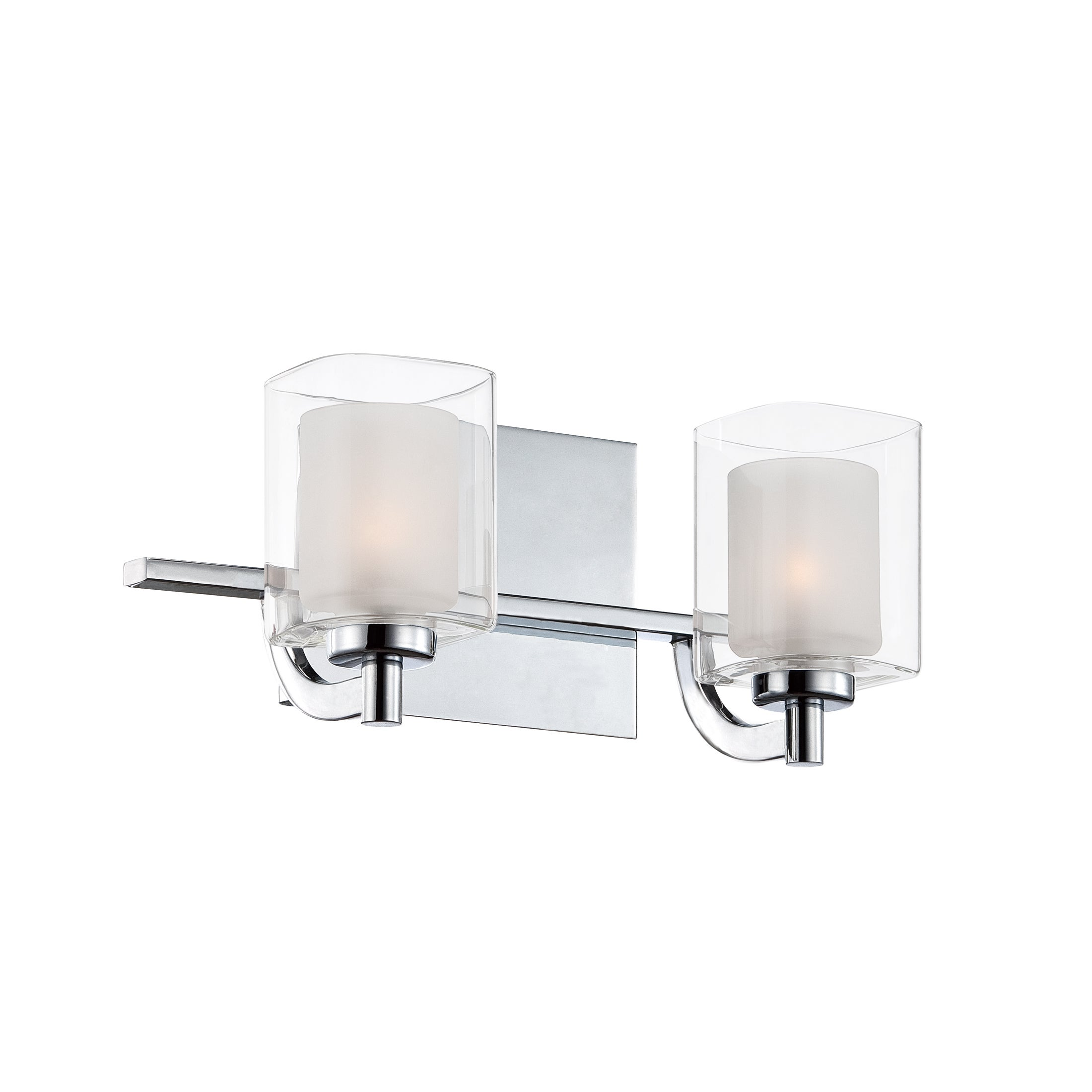 Quoizel 'Kolt' Two-light Bath Fixture
