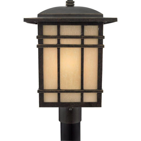 Hillcrest Outdoor Light Post
