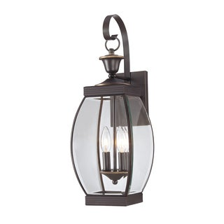 Quoizel Oasis Two-light Outdoor Fixture