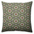 Pillow Perfect Tilescene Spring 16.5-inch Throw Pillow