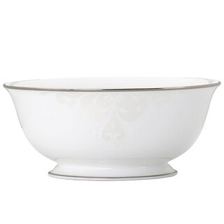 Lenox Opal Innocence Scroll 8.5-inch Serving Bowl