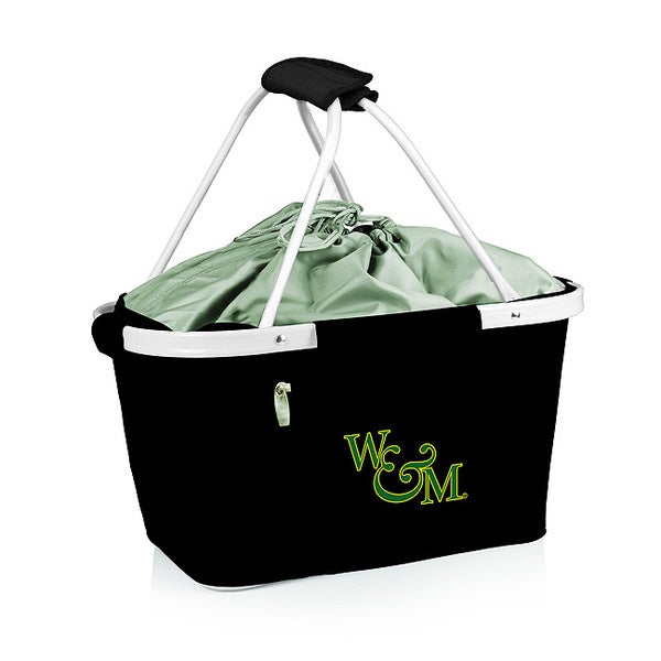 Digital Print Black Metro Basket (William & Mary)