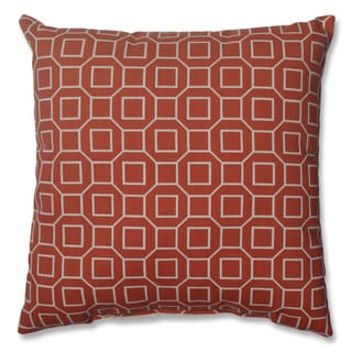 Pillow Perfect Soho Sorbet 16.5-inch Throw Pillow