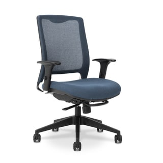 Ergocraft GLO Task Chair with Synchro-Tilt Tension Control