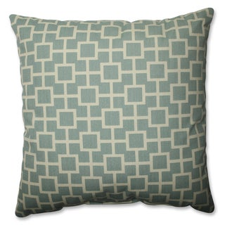 Puzzle Maze Spa 16.5-inch Throw Pillow