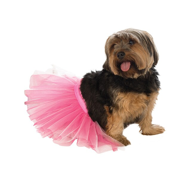 Rubies Pink Tutu Pet Costume