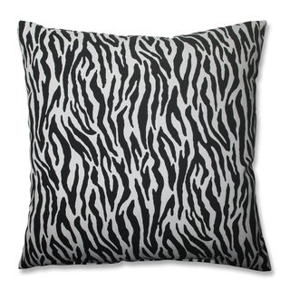 Burundi Jet 16.5-inch Throw Pillow