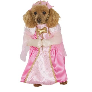 Rubies Pretty Princess Dog Costume