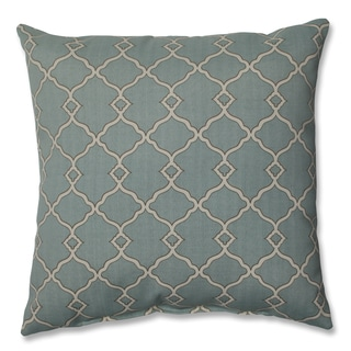 Chipndale Fret Mineral 16.5-inch Throw Pillow