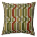 A New Twist Seaweed 16.5-inch Throw Pillow