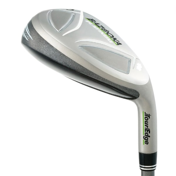 Tour Edge Men's RH Platinum Graphite Iron Wood
