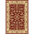 Centennial Red Area Rug (2' x 3')