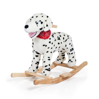 Happy Trails Rocking Doug Dalmatian