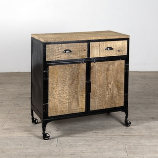 Jean 2-drawer 2-door Sideboard Cabinet (India)