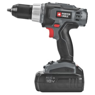 Porter Cable 18-volt NiCD Drill Driver Kit