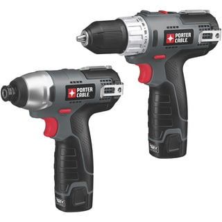 Porter-Cable 12 Volt Max Compact Lithium Ion