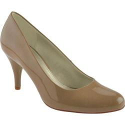 Women's Bandolino Courteous Light Natural Patent