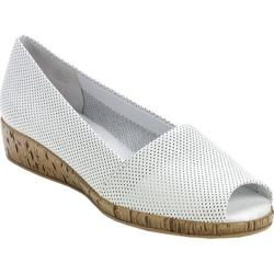 Women's Aerosoles Sprig Break White Leather
