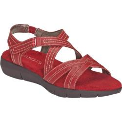 Women's Aerosoles Wipsqueak Red Synthetic
