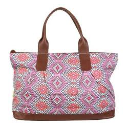 Women's Amy Butler Abina Tote Camel Blanket