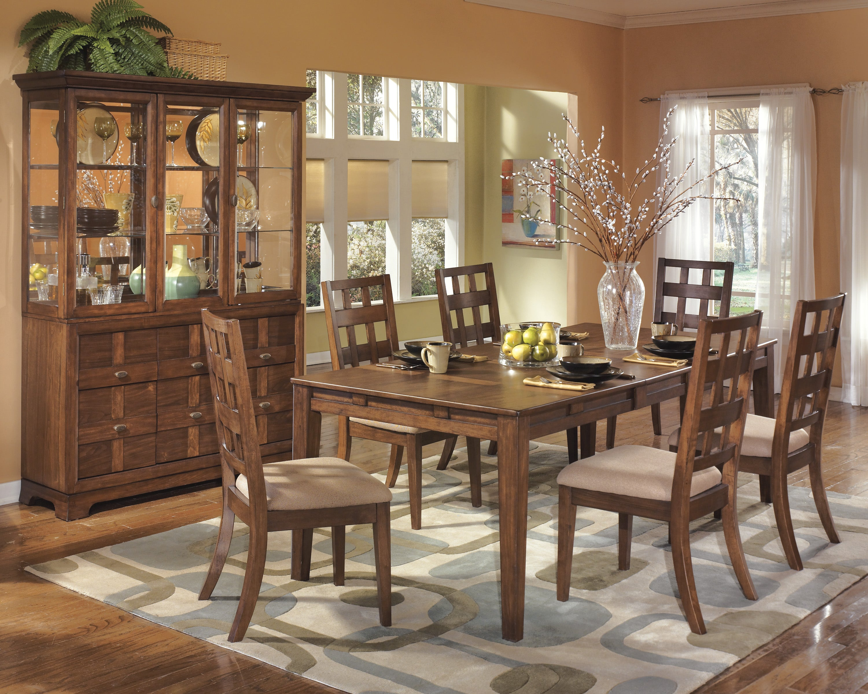 Signature Design by Ashley Clifton Park Dining Room Extension Table