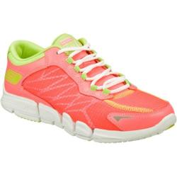 Women's Skechers GObionic Fuel Pink/Green