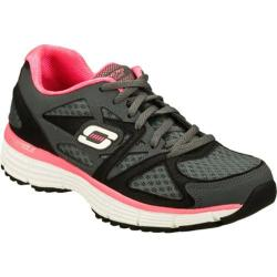 Women's Skechers Agility Free Time Gray/Pink