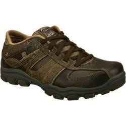 Men's Skechers Relaxed Fit Hodan Nissen Brown
