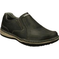 Men's Skechers Relaxed Fit Starline Vailor Black