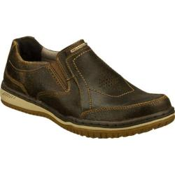 Men's Skechers Relaxed Fit Starline Vailor Brown