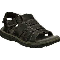 Men's Skechers Relaxed Fit Supreme Equipt Black