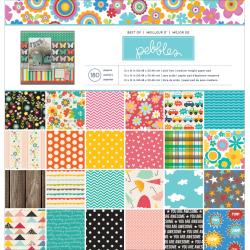 Best Of Paper Pad 12 X12 180/Sheets - Pebbles
