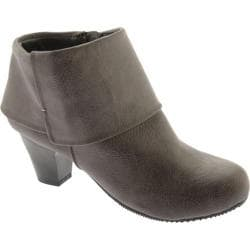 Women's Mootsies Tootsies Baunice Dark Grey Synthetic