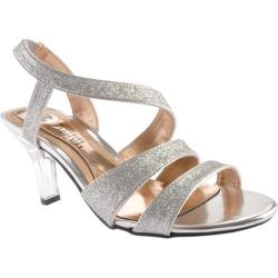 Women's Mootsies Tootsies Jericho Silver Synthetic