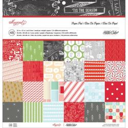 Magical Paper Pad 12 X12 48/Sheets - 24 Single-Sided Designs