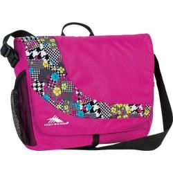 High Sierra Chip 54309 Fuchsia/Blossom Collage/Black