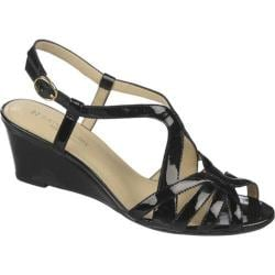 Women's Naturalizer Happening Black Shiny Excellent Patent Polyurethane