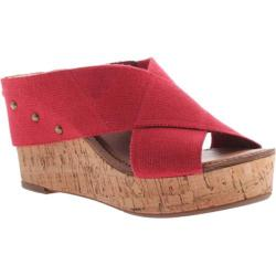 Women's Madeline Adonis Red