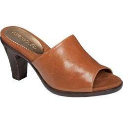 Women's Aerosoles Brilliance Dark Tan Leather