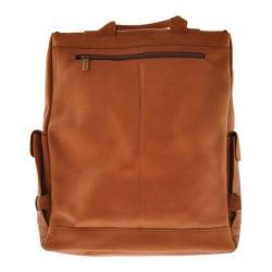 Millennium Leather Vaqueta Backpack Tan Vaqueta Napa