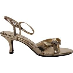 Women's Annie Engagement Gold Smooth